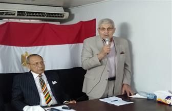 """""""العلقامي"""" خلال ندوة الحركة الوطنية: ثورة 30 يونيو حكم إعدام لجماعة الإخوان"""