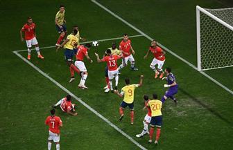 تشيلي تتأهل لنصف نهائي كوبا أمريكا على حساب كولومبيا
