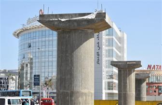 رئيس جهاز القاهرة الجديدة: إنشاء 3 كباري مشاه كهربائية بمحور التسعين الجنوبي تيسيرا على المواطنين | صور