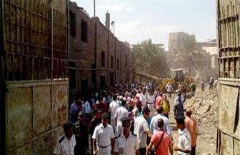 حي مصر القديمة: إزالة فورية لجميع المنشآت في المدابغ 9 يونيو الجاري