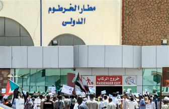 الشلل يضرب مطار الخرطوم بسبب المظاهرات