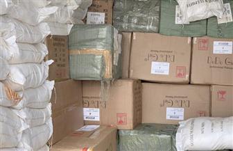 ضبط 7 قضايا تهريب «بضائع أجنبية الصنع» فى حملات لأمن المنافذ