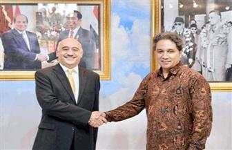 السفير المصري في إندونيسيا يشارك في إحياء ذكرى مؤتمر باندونج