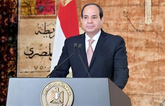 نص كلمة الرئيس السيسي بمناسبة الذكرى السادسة لثورة 30 يونيو