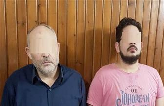 ضبط شخصين في طنطا استعانا بثالث مقيم في الخارج لتزوير بطاقة إقامة إحدى الدول الأجنبية | صور