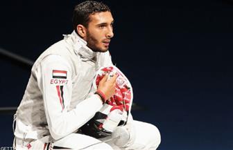 أبو القاسم يصعد لدور الـ32 من بطولة العالم للسلاح بالمجر