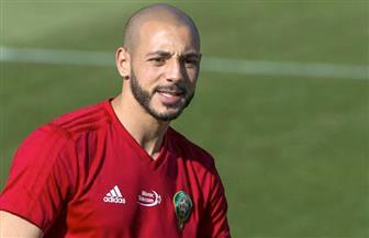 نجم المغرب يتحدث عن مواجهة جنوب إفريقيا وطموح أسود الأطلسي فى البطولة