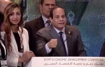 """""""أنا ابن مصر أنا ضد الكسر"""".. مسيرة الإنجازات تتواصل في جميع المجالات    فيديو"""