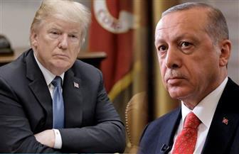 سلام فاتر وسخرية وتجاهل.. أردوغان وأتباعه كومبارسات فى نظر ترامب | فيديو