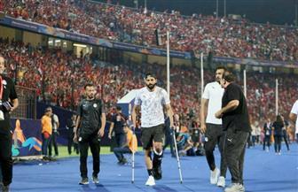 """""""جنش"""" يستعد للعودة للملاعب بعد أداء العمرة"""
