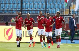 """مدغشقر تفجر المفاجأة بـ""""ثنائية"""" غير متوقعة.. وتتصدر المجموعة الثانية على حساب نيجيريا"""