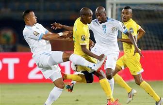 الكونغو تضيف الهدف الثاني بشباك زيمبابوي