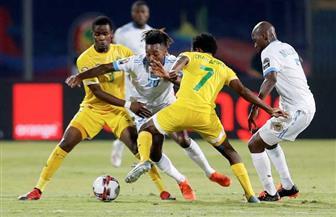 """الكونغو تسجل الهدف الرابع بشباك زيمبابوي بـ""""أمم إفريقيا"""""""