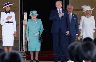 الملكة إليزابيث تهدي ترامب كتابا لتشرشل عن الحرب العالمية الثانية