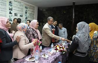 محافظ سوهاج يشارك الأطفال الأيتام وذوي الهمم إفطار آخر أيام رمضان | صور
