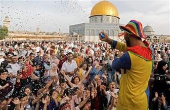 في مشارق الأرض ومغاربها.. المسلمون يحتفلون بعيد الفطرالمبارك| صور