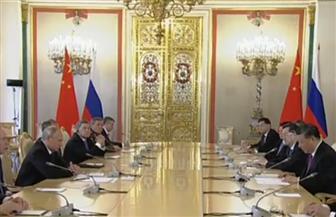 """بوتين: العلاقات التي تربط بين روسيا والصين ذات """"مستوى غير مسبوق"""""""