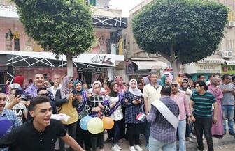 """""""مستقبل وطن"""" بكفر الشيخ يوزع الهدايا على الأطفال احتفالا بعيد الفطر المبارك   صور"""