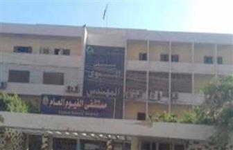 """أمانة المرأة بـ""""الحرية المصري"""" بالفيوم تقدم التهنئة للمرضى والعاملين بالمستشفى العام"""