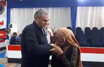 أحد الغارمين: قضيت 4 أشهر محبوسا بسبب زواج ابنتي | فيديو