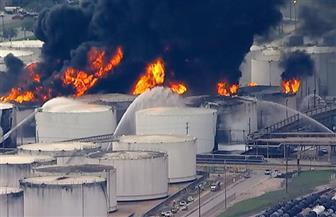 اندلاع حريق في منشأة لتخزين منتجات النفط في إيران