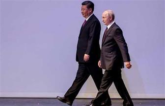 بوتين يصطحب الرئيس الصينى إلى أمسية بمسرح البولشوى| صور