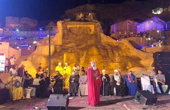حفلات شرم الشيخ تنعش السياحة في أول أيام العيد | صور