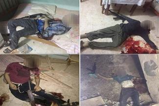 الداخلية: مقتل 14 إرهابيًا هاجموا كمين العريش   صور وفيديو