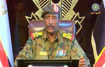 رئيس المجلس العسكري الانتقالي بالسودان يلتقي المبعوث الأمريكي