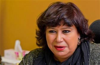 وزيرة الثقافة: المخرج محسن حلمي كان مثالا للقيم الإنسانية السامية