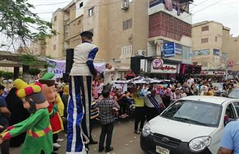 في ثاني أيام عيد الفطر بكفرالشيخ.. إقبال كبير من المواطنين على مصيف بلطيم والحدائق ونهر النيل| صور