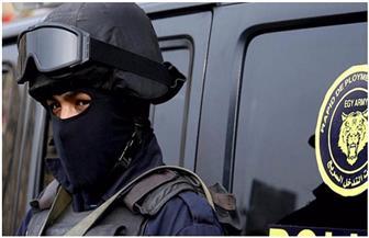 إصابة تاجر مخدرات حاول الهروب من الشرطة فى الأميرية