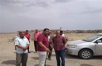 رئيس مدينة القصيريترأس لجنة لمتابعة أراضي الدولة لمنع التعديات| صور