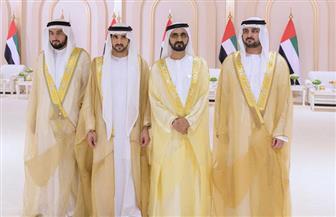 الإمارات تحتفل بزفاف ثلاثة من أبناء حاكم دبي