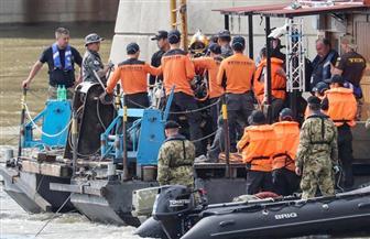 ارتفاع عدد قتلى حادث غرق سفينة سياحية في المجر إلى 18
