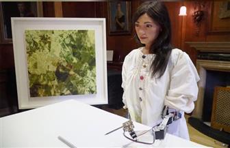"""""""أيدا"""".. أول روبوت يعمل بالذكاء الاصطناعي في العالم تستعد لافتتاح معرضها الفني"""