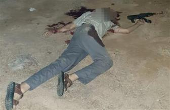 الداخلية: مقتل 8 إرهابيين متورطين في مهاجمة كمين العريش / صور وفيديو