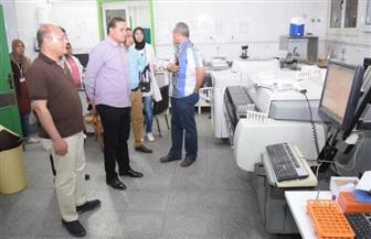 رئيس جامعة سوهاج: تخصيص 25 مليون جنيه لشراء معدات وأجهزة طبية للمستشفى الجامعى | صور