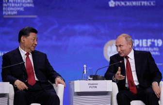 """بوتين يدافع عن هواوي الصينية أمام التهديدات الأمريكية ويصفها بـ""""الضحية"""""""