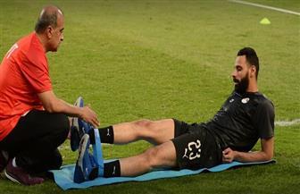 لاعبو المنتخب يؤدون المران المسائي ببرج العرب.. وجنش ينضم للتدريبات الجماعية غدا