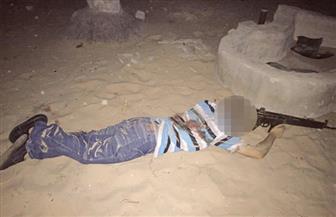 """""""الداخلية"""": مقتل 4 إرهابيين من المتورطين في الهجوم على كمين العريش  صور وفيديو"""