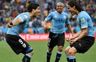 أوروجواى تفوز على بنما وديا بثلاثية نظيفة