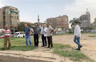 هاشم: رفع كفاءة ميدان باب الشعرية ليليق بتاريخه العريق | صور