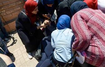 إصابة طالبة بالثانوية العامة بحالة إغماء بلجنة مدرسة ساحل سليم للبنات
