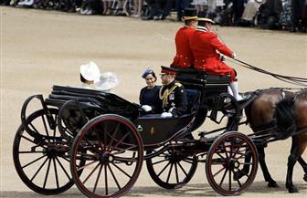 من سيارة رولز رويس إلى عربة الخيول.. ظهور مختلف لأحفاد الملكة إليزابيث في عيد ميلادها الثالث والتسعين | صور