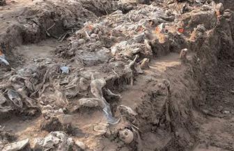العثور على مقبرة جماعية لضحايا سقطوا في حرب البوسنة قرب ساراييفو