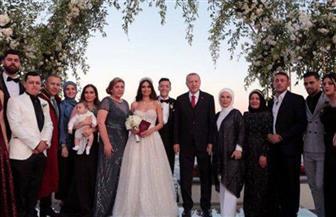 ضجة فى ألمانيا بسبب حضور أردوغان حفل زفاف أوزيل | صور