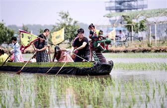 كرنفالات واحتفالات تزين أنهار الصين احتفالا بعيد قوارب التنين | صور