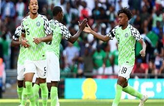 بعد فوزها على غينيا بهدف نظيف.. نيجيريا تتأهل للدورالـ 16 فى كأس الأمم الإفريقية