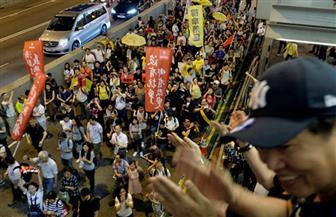 تجمع عشرات الآلاف فى هونج كونج للمشاركة بمسيرة احتجاج على قانون تسليم المتهمين للصين